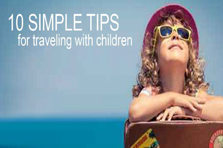 Family Travel Tips From Our Blog