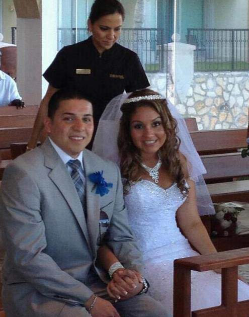 Jose & Cathleen, Gran Caribe Real Cancun